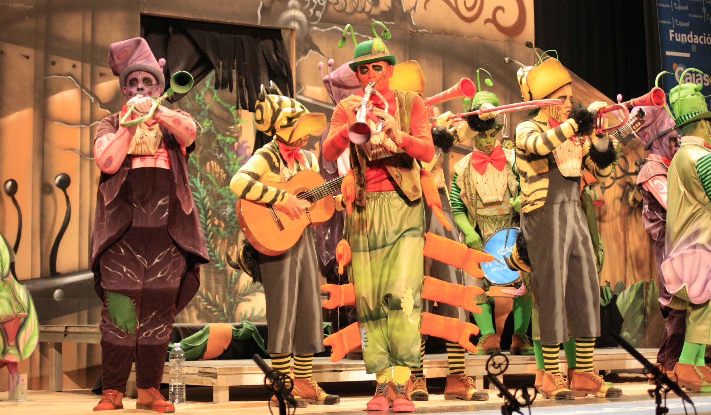 Arranca el Concurso de Infantiles en el Teatro Falla