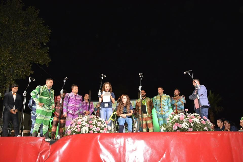 Carnaval solidario por María Jesús y Nazaret