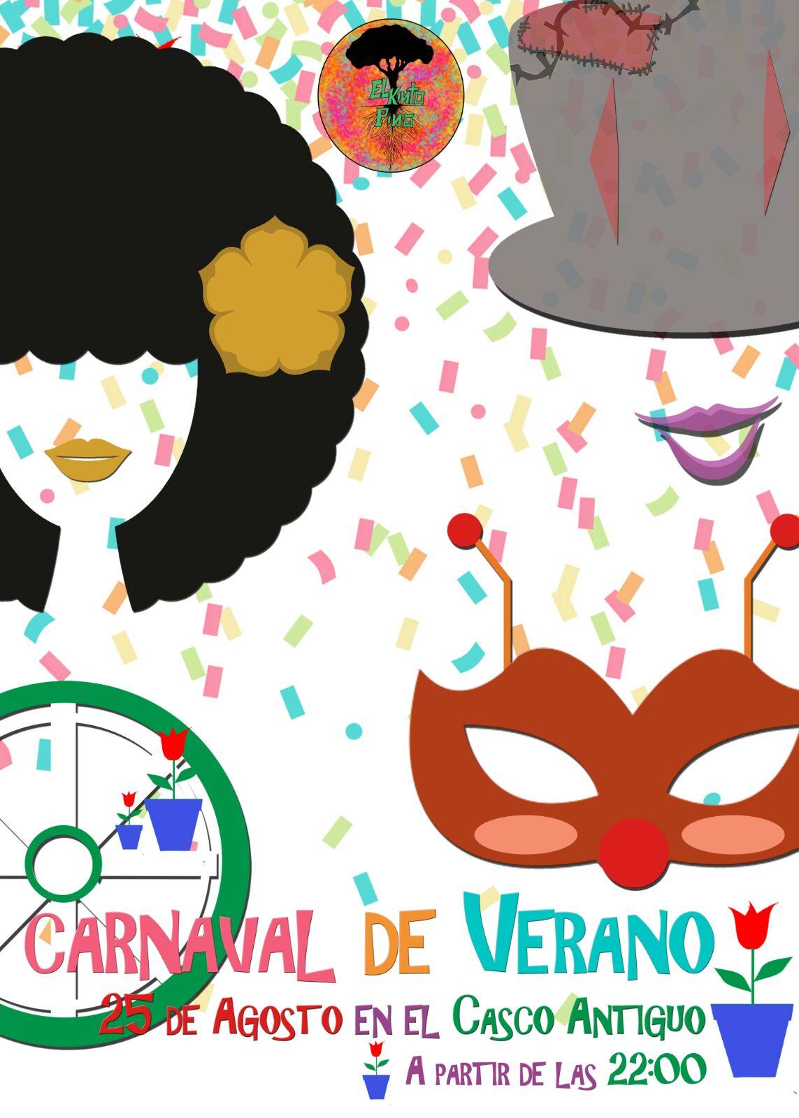 Carnaval callejero en Barbate