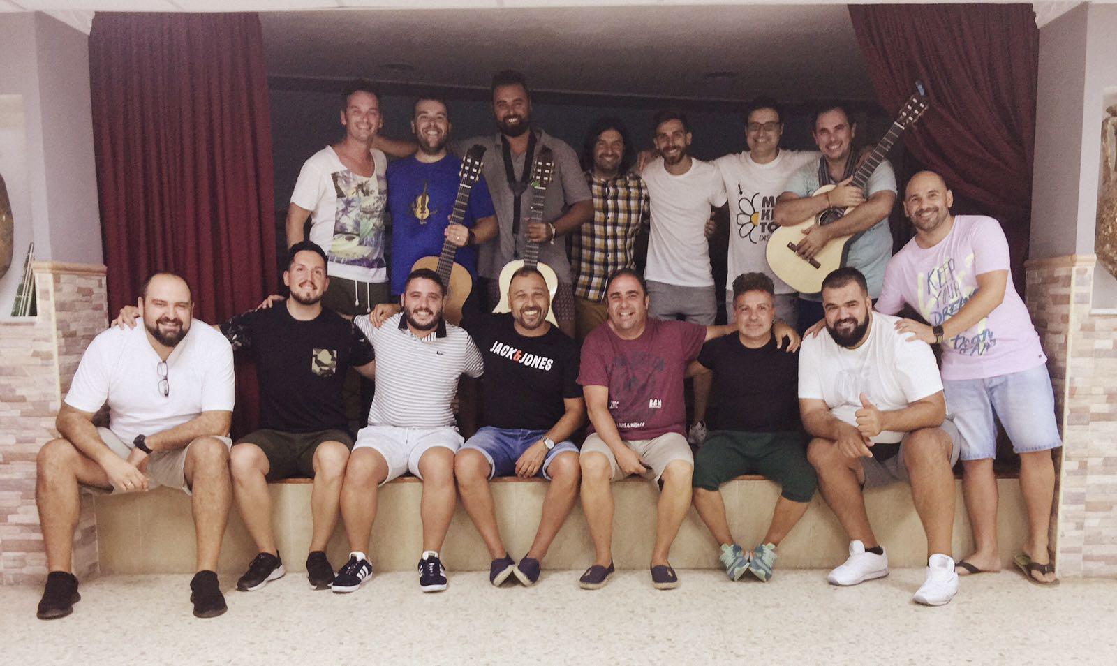 Los hermanos Carapapas ya tienen nombre para la comparsa 2018