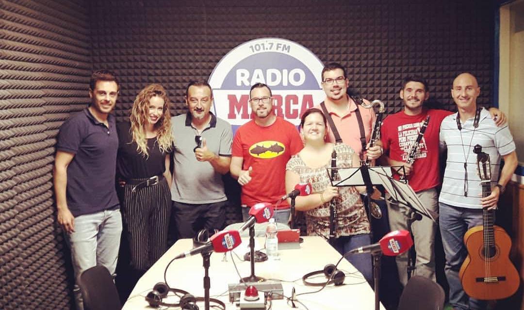 Viviendo Carnaval, programa de Radio Marca (27-10-2017) Audio