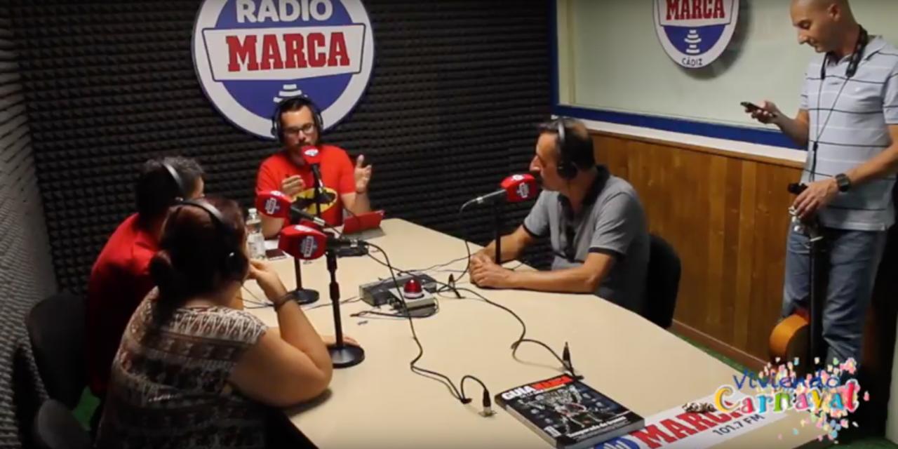 Viviendo Carnaval Programa 1 Radio Marca Cádiz (27-10-2017)