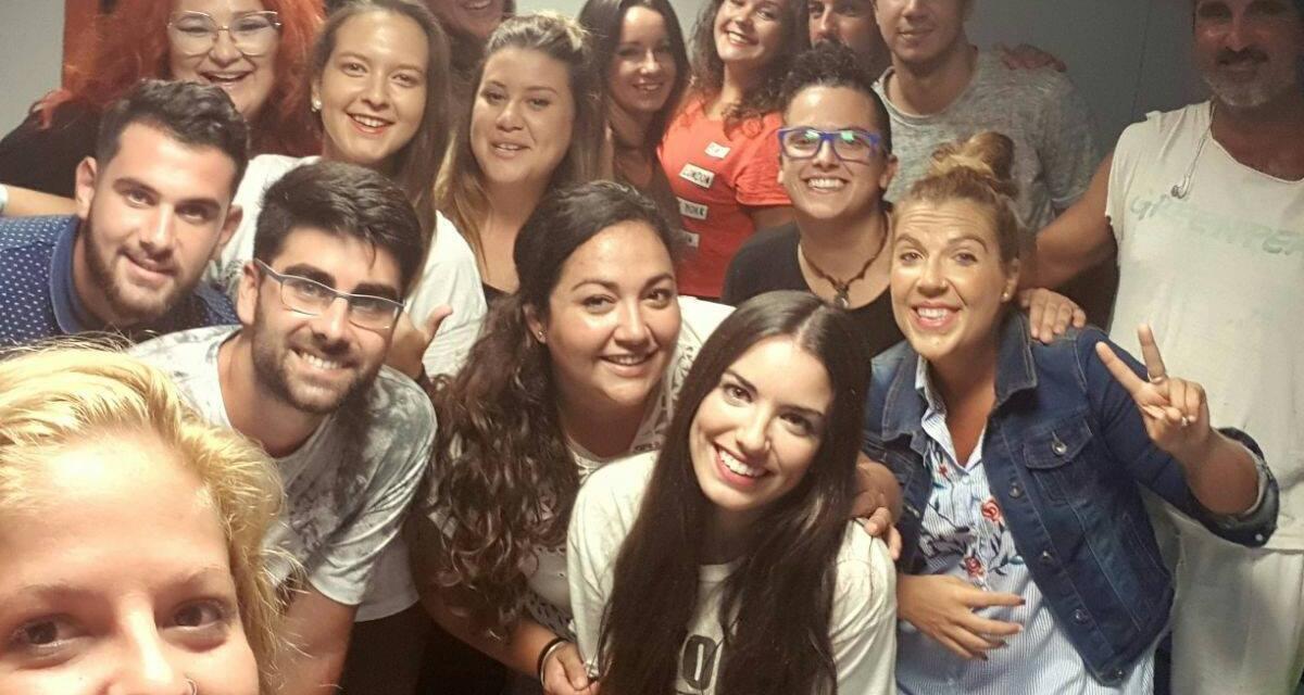Así suena la nueva comparsa de Juanma Romero y Carmen Jiménez