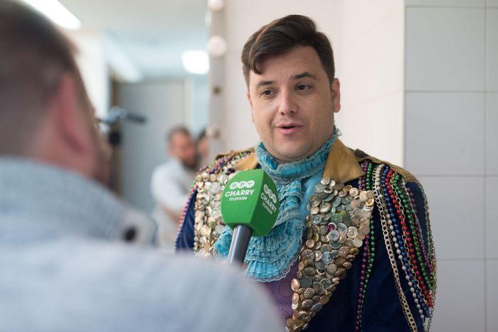 Programa Viviendo Carnaval con Rafa Velázquez