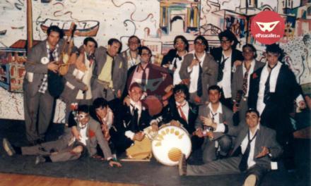 Los Borrachos: 25 años de una obra de arte moderna (3ª Parte)