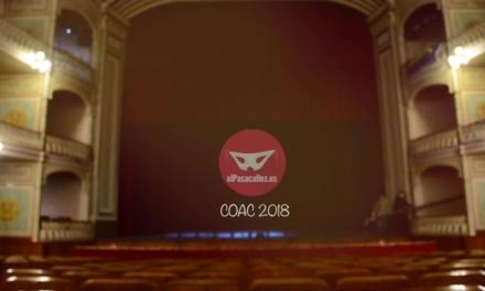 Programa de El Pasacalles TV para 8 TV Cádiz Segunda sesión de Preliminares
