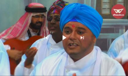 Pasodoble dedicado a la Banda del Rosario de Cádiz de 'La sonrisa de dios' y explicación del autor