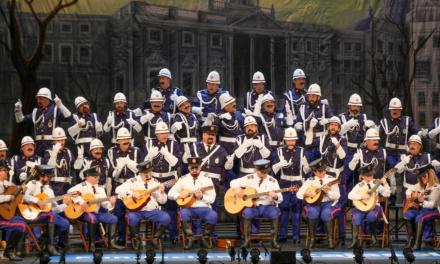 Coro 'Los Queus de Cádiz' #COAC2018P9