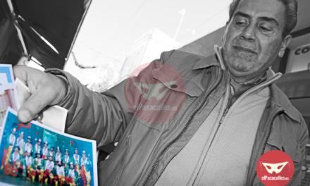Paco Villegas, letrista de unas comparsas diferentes