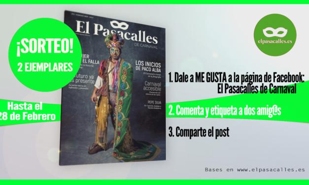 Concurso dos ejemplares de la Revista El Pasacalles