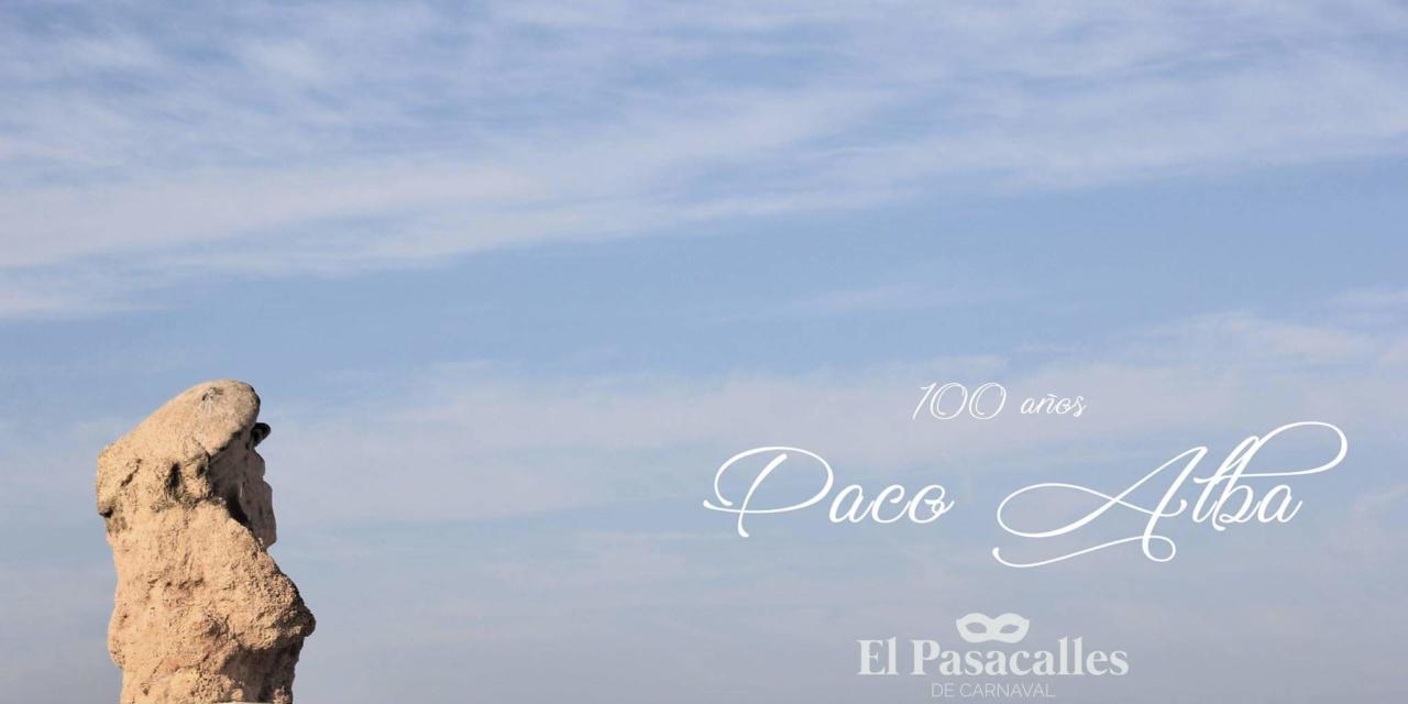 Paco Alba, Hijo Predilecto en Conil