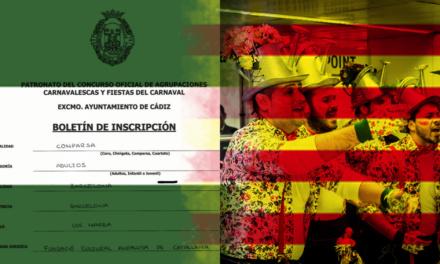 La comparsa de Barcelona concursará en el COAC con el apoyo de la Fundación Andacat