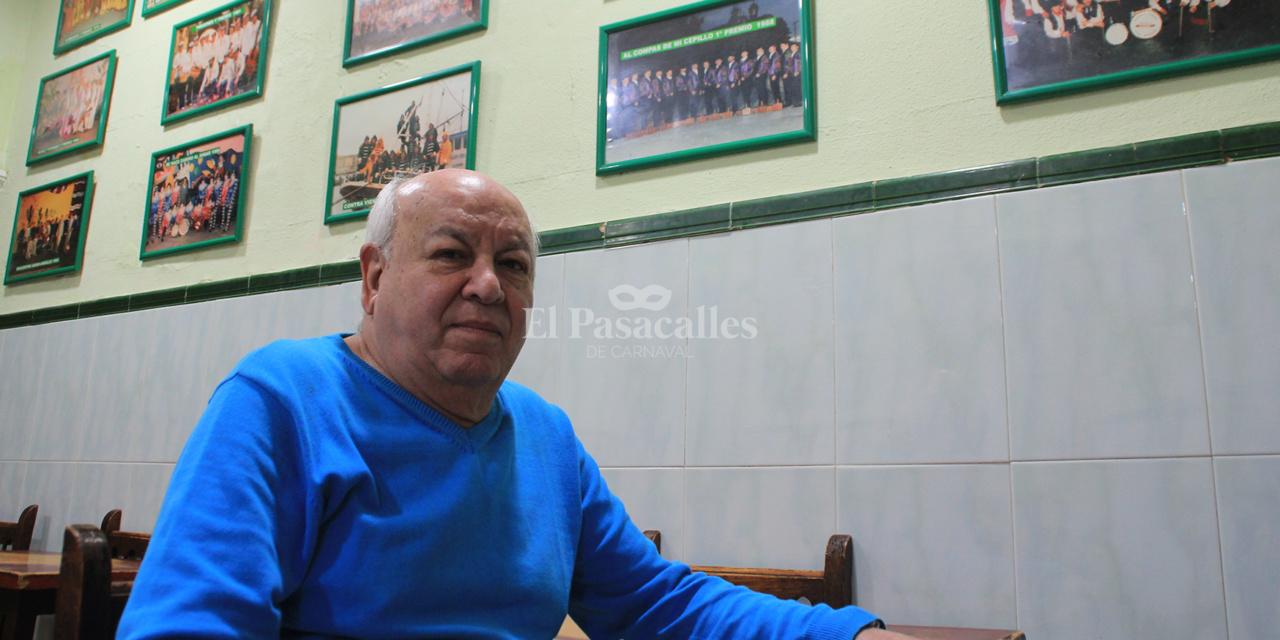 Pepe Silva, el laureado coplero sin antifaz