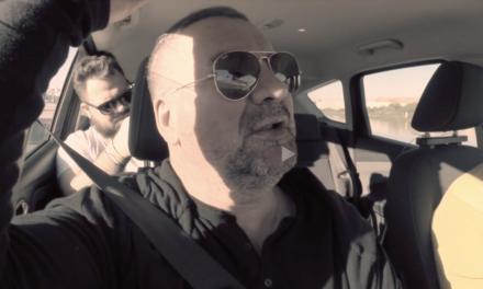 Previa entrevista a Ángel Subiela en el Blam Blam Car de El Pasacalles