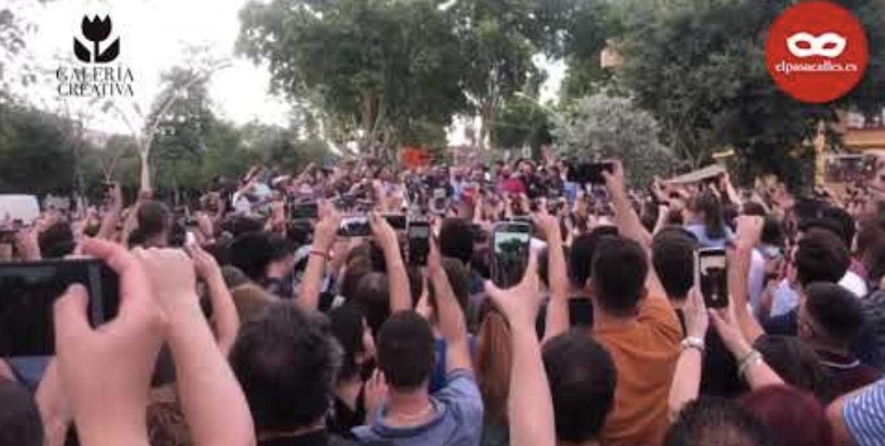 Multitudinario homenaje a Juan Carlos Aragón en Sevilla