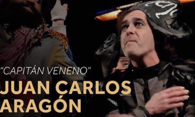Tributo a Juan Carlos Aragón en Barbate